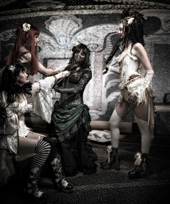 The Wicked Harlots