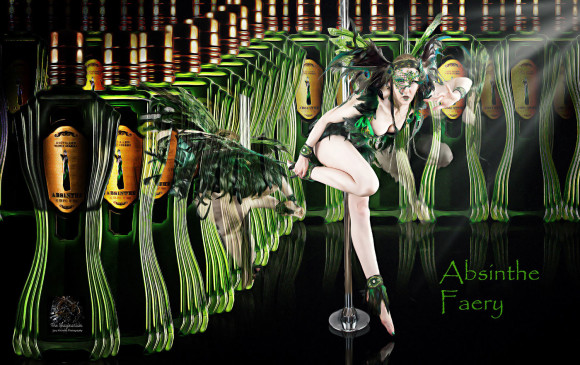 Reflections of Absinthe